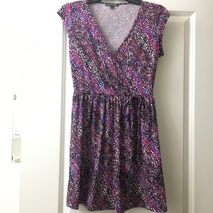 Multicolored dress